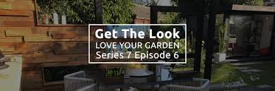 Small Picture Get The Look Garden design ideas from Love Your Garden David