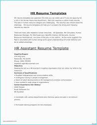 Basic Resumes Templates Basic Sample Resume Template New 27 Basic Resume Builder Model