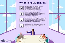 Another Word For Itinerary Is Mice The Meetings Events And Incentive Travel Market