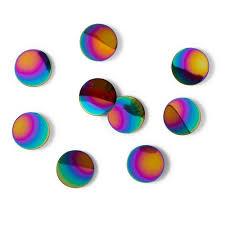 <b>Декор для стен Confetti</b> dots Umbra, цвет фиолетовый, артикул ...