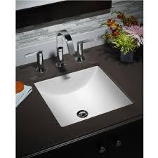 Square Sinks Bathroom American Standard Studio Carre Square Undercounter Bathroom Sink