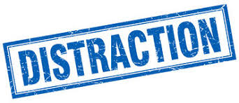Image result for distracted clipart