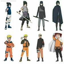 "Naruto Uzumaki // Nila on Instagram: ""'s edit - Sasuke and Naruto's  evolution they're so both amazing tbh :') - q : … | Naruto, Naruto uzumaki,  Naruto characters"