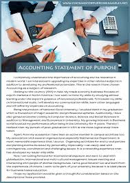 how to write best sample statement of purpose accounting  best sample statement of purpose accounting