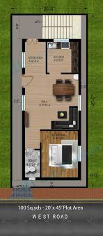 1 Bhk Layout Design Pin By Sabina On Ideas For The House House Plans 2bhk