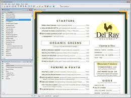 Restaurant Menu Creator Free Download Now Restaurant Menu Creator