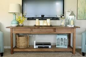 furniture under wall mounted tv. table for under wall mounted tv phenomenal 1000 images about console decor on pinterest furniture ideas