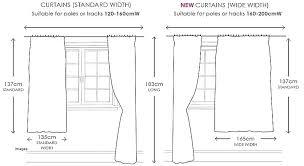 curtain sizes width window curtain sizes standard inspirational modern design standard curtain width unusual ideas window