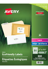 Avery 1 2 X 1 3 4 Template