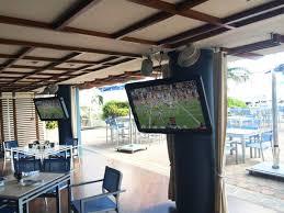outdoor tv mounting bracket designs