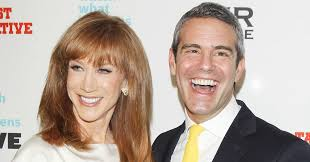Kathy Griffin Claims She Has A Shocking Letter From Andy Cohen\u0027s ...