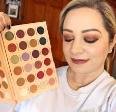 makeup revolution x the emily edit the wants eyeshadow palette swatch review