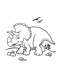 Small Picture Cartoon Dinosaur Coloring Page Coloring Home