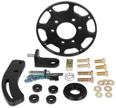 crank trigger kits msd performance products tech support 888 black chevy small block 7 balancer crank trigger kit