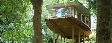 luxurious tree house. Luxury Tree Houses UK. Slide Background Luxurious House H