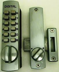 lockey c150 keyless mechanical digital cabinet or sliding door lock
