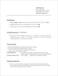 Sql Developer Resumes Sql Developer Resume Bezholesterol