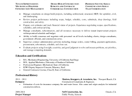 Masonry Resume Template Security Supervisor Resume Examples Management Samples Executive 70