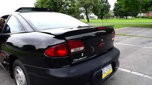 Car Reviews: 1996 Chevrolet Cavalier Z24 - YouTube
