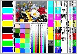 Color Laser Printer Test Page Pdf Awesome Printer Test Page Color