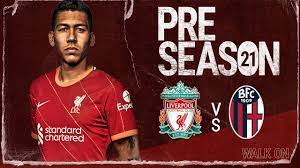 Liverpool v Bologna | Build-up to two games in Evian - YouTube