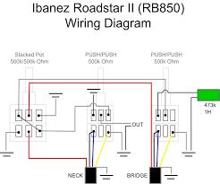 ibanez roadstar bass wiring diagram wirdig ibanez pickup wiring nilza net