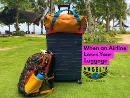 What To Do When An Airline Loses Your Luggage The Travel