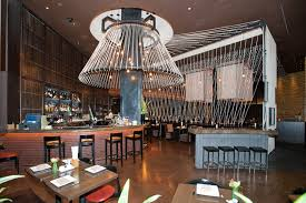 Modern Restaurant Interior Design With Thai Dining Experience of  Lemongrass,Las Vegas Bar Furnitures