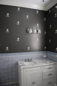 gray bathroom color ideas.  Gray Gray Bathroom Decorating Ideas Blue Wall Paint Skylights Mirror Dark  Decor Fancy Sets In Color D