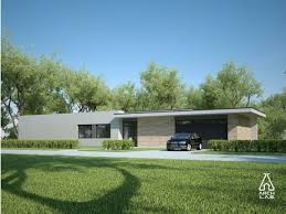 Modern Ranch House StyleContemporary Ranch Floor Plans