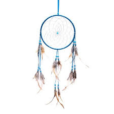 What Are Dream Catchers For Enchanting Amazon Blue Dream Catcher Traditonal Native American