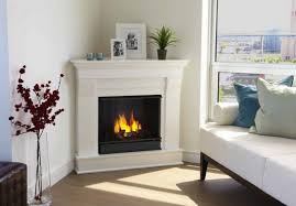 corner gas fireplace ventless apocelena for vent free 24
