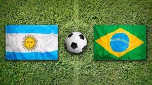 Argentina vs Brazil in Nepali time ...