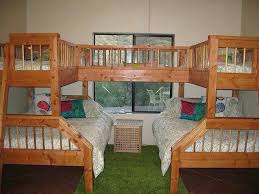 cool bunk beds for 4. 4 5 Person Bunk Beds! House Bambino#039;s Bedroom Cool Beds For