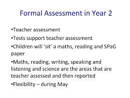 Formal Assessment Assessment At St John's Ppt Download 23