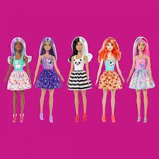 Búp bê Barbie đổi màu 1