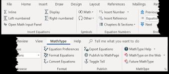 mathtype with microsoft office