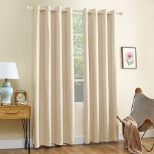 custom size curtains thermal beige window curtain with lining high blinds curtains for