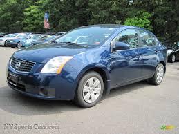 2007 Nissan Sentra 2.0 in Blue Onyx Metallic - 680725 ...