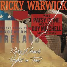 Ricky Warwick More Album Details Nuclear Blast