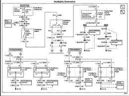 2001 chevy silverado headlight wiring 2001 Chevy Blazer Wiring Diagrams Silverado 1500 Fuel Pump