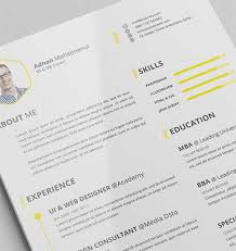 Edit Resume For Free Resume Template Designs You Can Download And Edit For Free