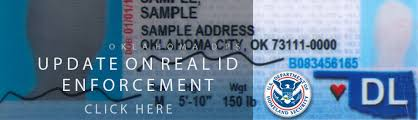 real id enforcement banner