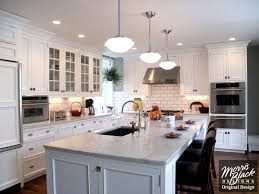 Fine Traditional White Kitchen Ideas Philly I For Design Inspiration