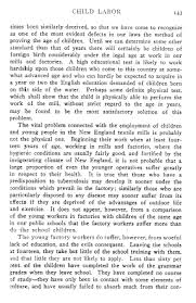 digital archive of documents related to child labor child labor in the textile industries and canneries of new england lord everett h annals of the american academy 1909 8 pages