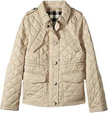 Burberry Kids, Coats & Outerwear, Girls | Shipped Free at Zappos & LUXURY · Burberry Kids - Neals Quilted Jacket (Little Kids/Big Kids) Adamdwight.com