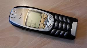 Nokia 6310i in Schwarz-Gold, Schwarz ...