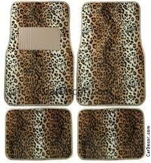 girly car floor mats. Leopard Brown Car Floor Mat Carpet Girly Accessory Girly Car Floor Mats