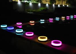 solar garden lights homebase