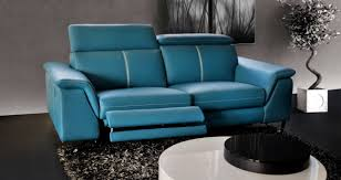 be diffe make your living room unique with these leather sofas in bold colours
